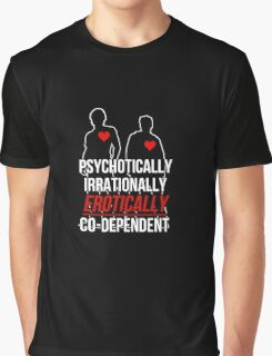 codependent brothers Graphic T-Shirt