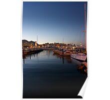 Cabo San Lucas Harbor Poster