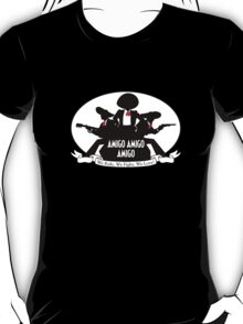 Charlie's Amigos  T-Shirt