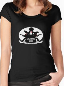 Charlie's Amigos  Women's Fitted Scoop T-Shirt
