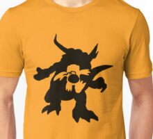 Agumon Digivolution Tee Unisex T-Shirt