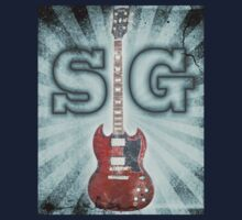 Gibson SG - Vintage by Paul Webster