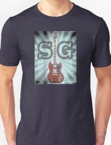 Gibson SG - Vintage T-Shirt