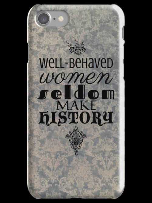 Well-Behaved Women by Sarah Kittell