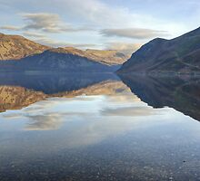 The Lake District...Ennerdale Water by VoluntaryRanger