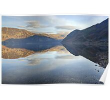 The Lake District...Ennerdale Water Poster