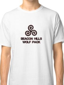 Wolf Pack (red) Classic T-Shirt