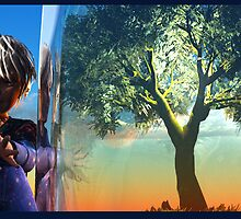 the earth tree by catealist