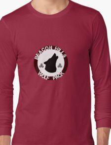 Beacon Hills Wolf Pack Long Sleeve T-Shirt