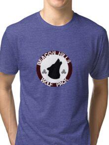 Beacon Hills Wolf Pack Tri-blend T-Shirt