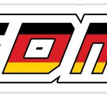 GDM! Sticker