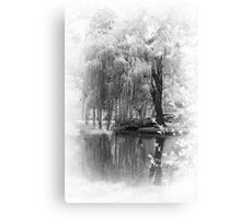 Willow Weep for Me Canvas Print