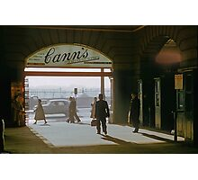 Canns Flinders Street Station 19570103 0036 Photographic Print