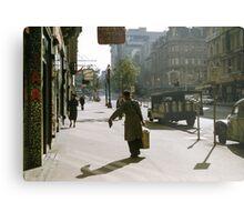 Collins Street Milkman 19580102 0000 Metal Print