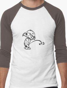 Bad Dobby- Harry Potter Shirt Men's Baseball ¾ T-Shirt