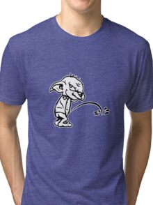 Bad Dobby- Harry Potter Shirt Tri-blend T-Shirt