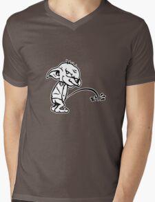Bad Dobby- Harry Potter Shirt Mens V-Neck T-Shirt