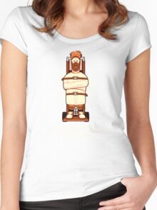 A Nice Meep Women's Fitted Scoop T-Shirt