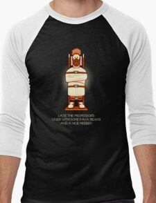 A Nice Meep Men's Baseball ¾ T-Shirt