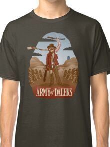 Army of Daleks Classic T-Shirt