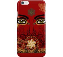 Mystery Eyes iPhone Case/Skin