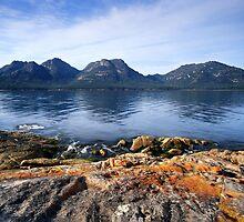 """The Hazards"" ∞ Coles Bay, Tasmania - Australia by Jason Asher"