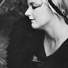 Blackbird XII by Trish Woodford