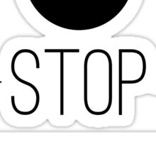 Don't stop believing Sticker