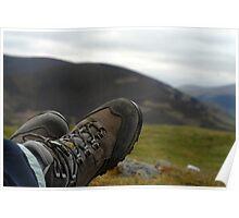 Boots (nr Peebles) Poster