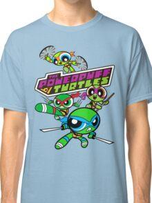 The Powerpuff Turtles Classic T-Shirt