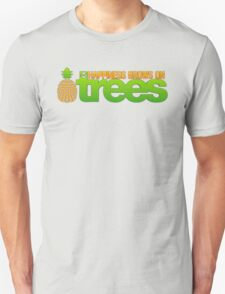 Happiness Grows On /r/trees Unisex T-Shirt