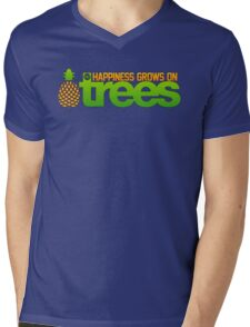 Happiness Grows On /r/trees Mens V-Neck T-Shirt
