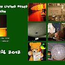 "BANNER TOP TEN "" INDOOR YOUR LIVING SPACE"" 30 APRIL 2012 by Guendalyn"