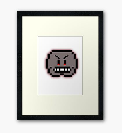 Poison Cloud Framed Print