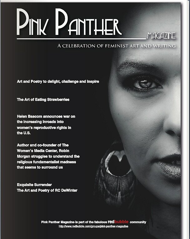 Pink Panther Magazine Issue 16 by Anna Shaw