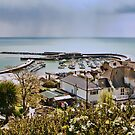 Cobb, Lyme Regis by Elaine123