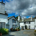 Hawkshead...The Corner Of The Square by VoluntaryRanger