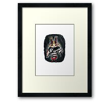 Jar Jar Binks Framed Print