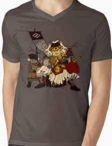 Lord of Cats Mens V-Neck T-Shirt