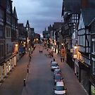 City of Chester by Joyce Knorz