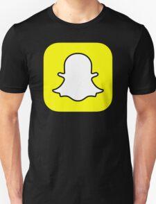 snapchat logo T-Shirt