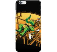 The Sistine Sewer iPhone Case/Skin