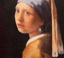 After Vermeer by ellenjb