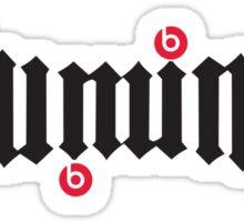 """Beats Audio Illuminati """"Sell Your Soul"""" Sticker"""