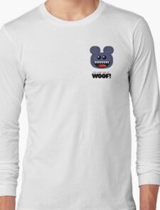 WOOF 3 Long Sleeve T-Shirt