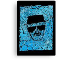 The Ice Man Canvas Print