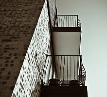 Balconies by Geoff Carpenter