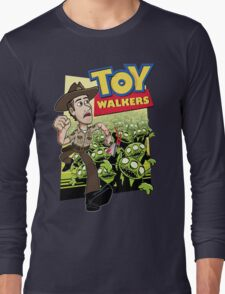Toy Walkers (color) Long Sleeve T-Shirt