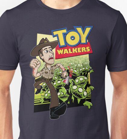 Toy Walkers (color) Unisex T-Shirt
