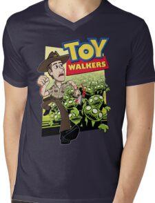 Toy Walkers (color) Mens V-Neck T-Shirt